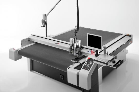 Zund G3 Digital Cutter / Router